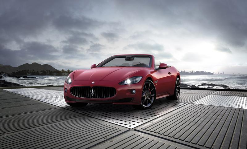 Foto Maserati Grancabrio Salones Salon Frankfurt 2011