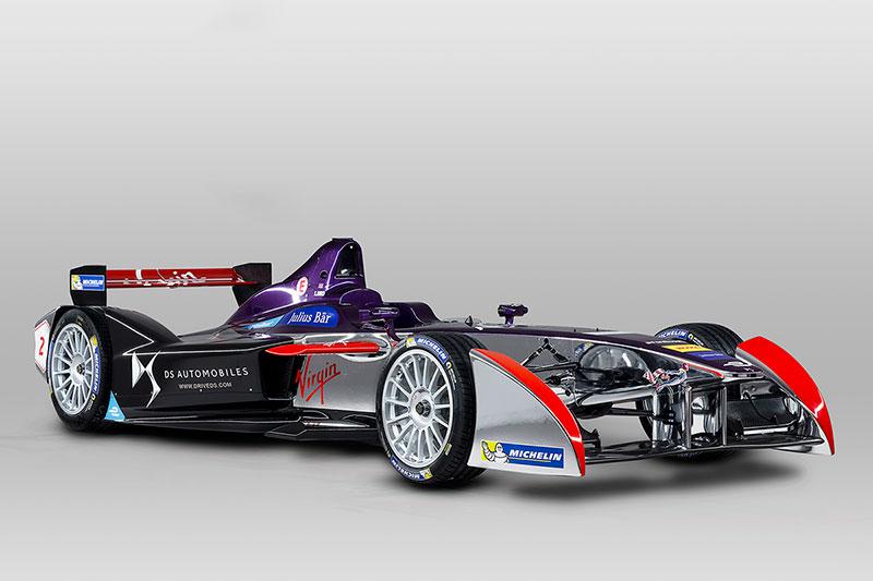 DS competirá en la Formula E con el DSV-01