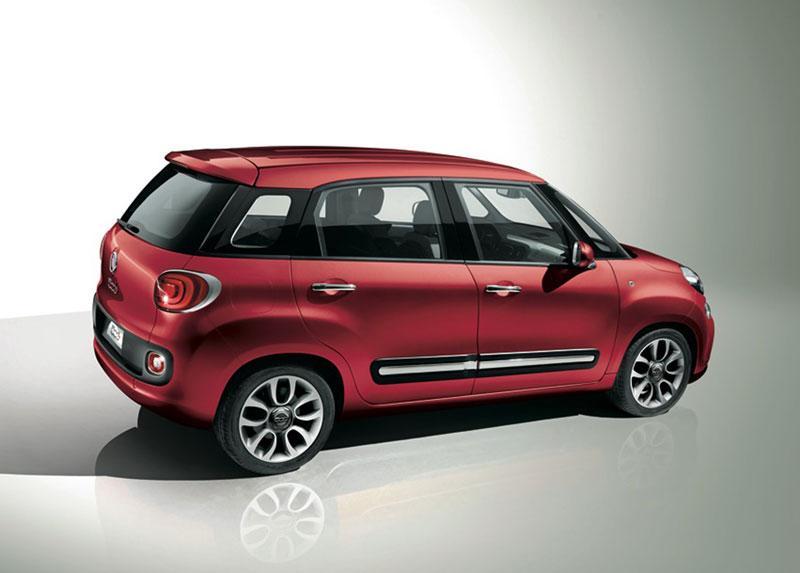 Foto Fiat 500 4p Salones Salon Ginebra 2012