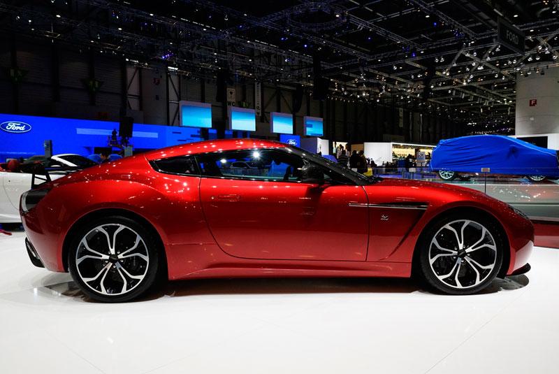 Foto Aston Martin Zagato Salones Salon Ginebra 2012