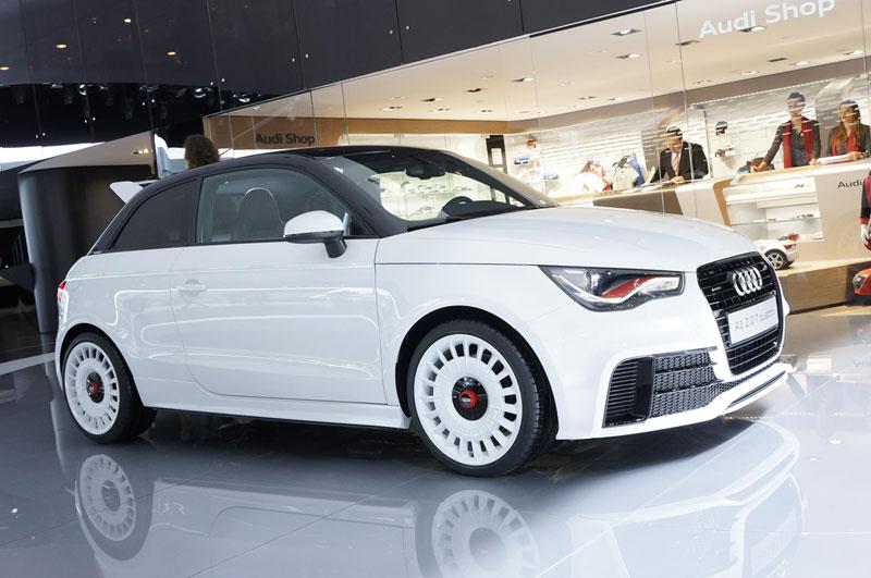 Foto Audi A1 Salones Salon Ginebra 2012