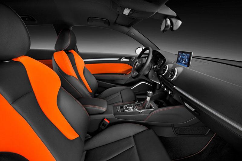 Foto Audi A3 2012 Salones Salon Ginebra 2012