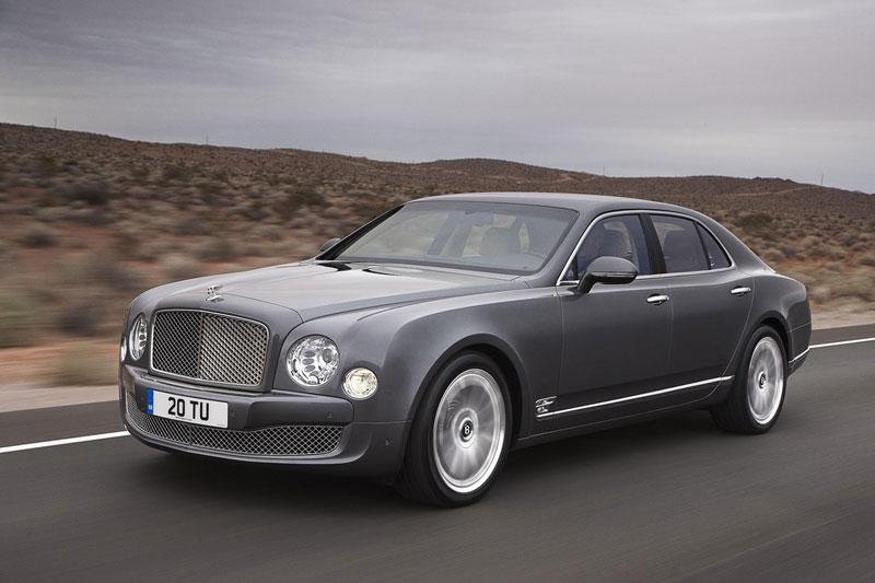 Foto Bentley Salones Salon Ginebra 2012