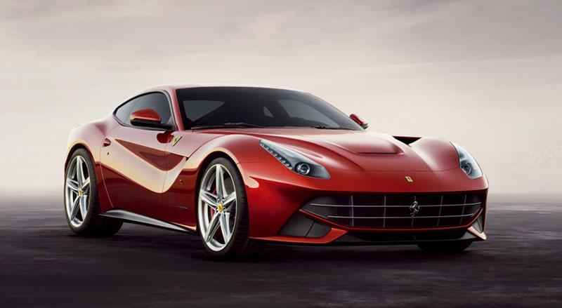 Foto Ferrari F12 Salones Salon Ginebra 2012