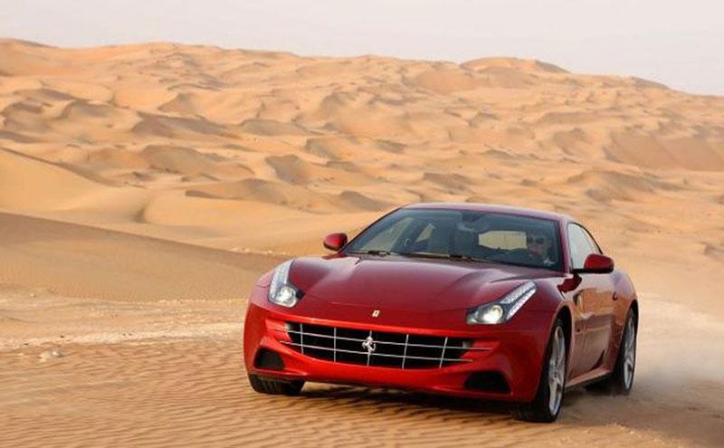 Foto Foto Ferrari Salones Salon Ginebra 2012