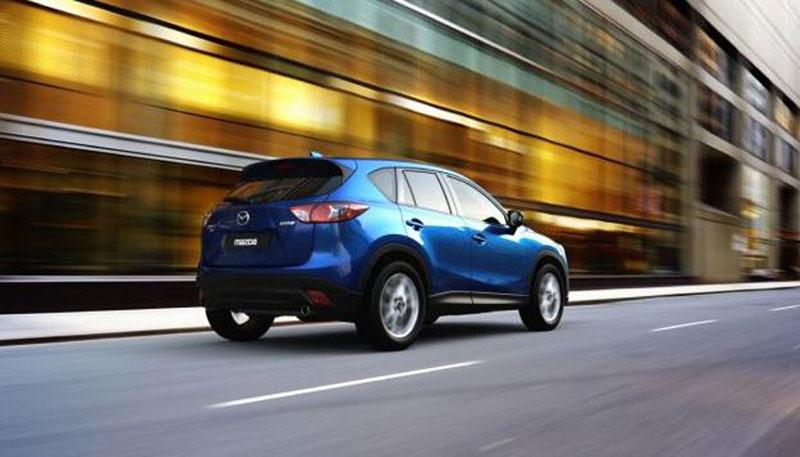 Foto Foto Mazda Cx5 Salones Salon Ginebra 2012