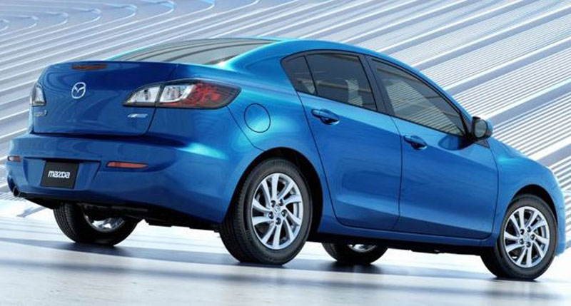 Foto Foto Mazda3 4p Salones Salon Ginebra 2012