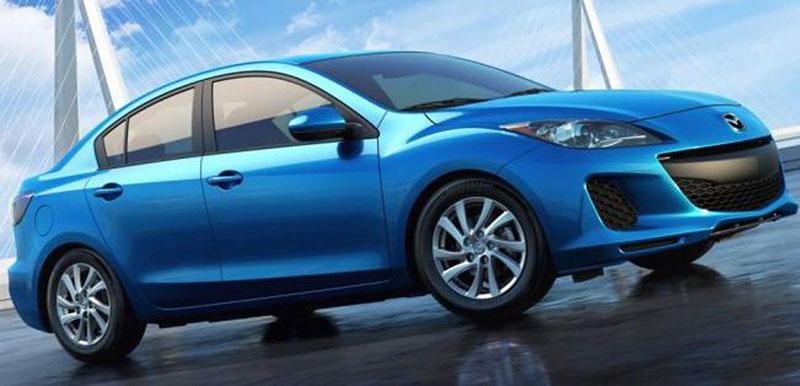 Foto Foto Mazda3 Salones Salon Ginebra 2012