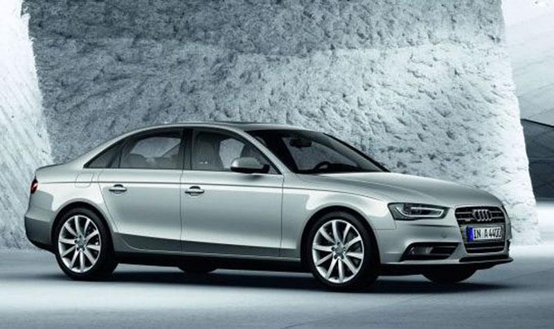 Foto Fotos Audi A4 Salones Salon Ginebra 2012