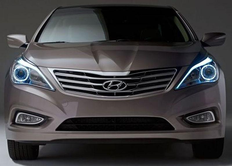 Foto Fotos Hyundai Azera Salones Salon Ginebra 2012