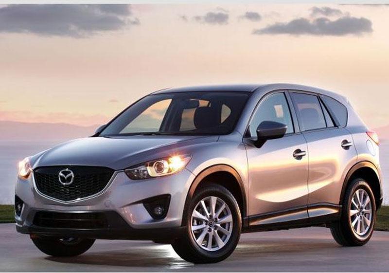 Foto Fotos Mazda Cx5 Salones Salon Ginebra 2012