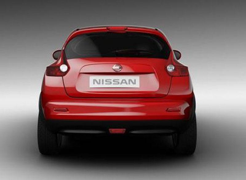 Foto Fotos Nissan Juke Salones Salon Ginebra 2012