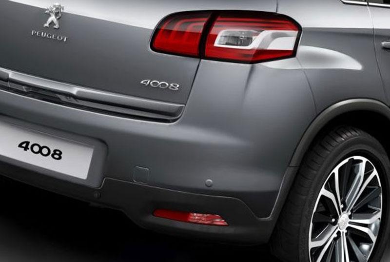 Foto Fotos Peugeot 4008 1 Salones Salon Ginebra 2012
