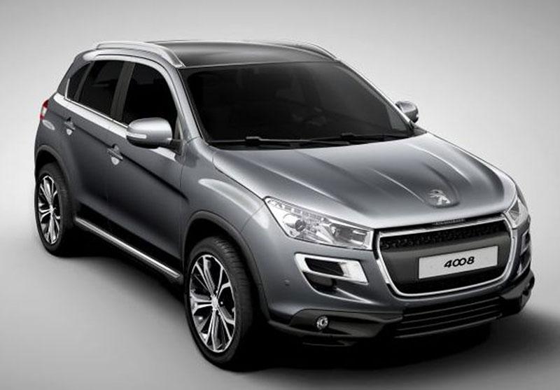 Foto Fotos Peugeot 4008 Salones Salon Ginebra 2012