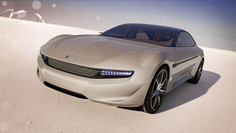 Foto Pininfarina Cambiano 2012 Concept Salones Salon Ginebra 2012