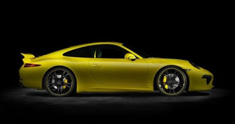 Foto Porsche Techart Salones Salon Ginebra 2012