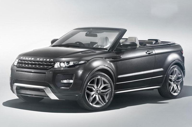 Foto Range Rover Evoque Salones Salon Ginebra 2012
