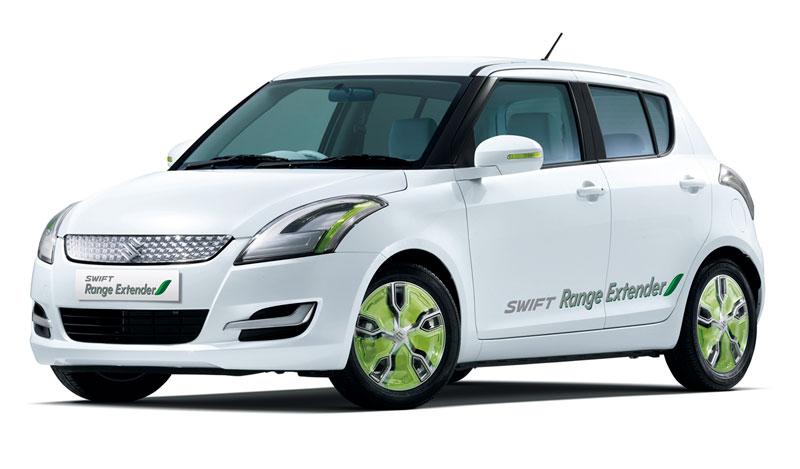 Foto Suzuki Swift Range Salones Salon Ginebra 2012