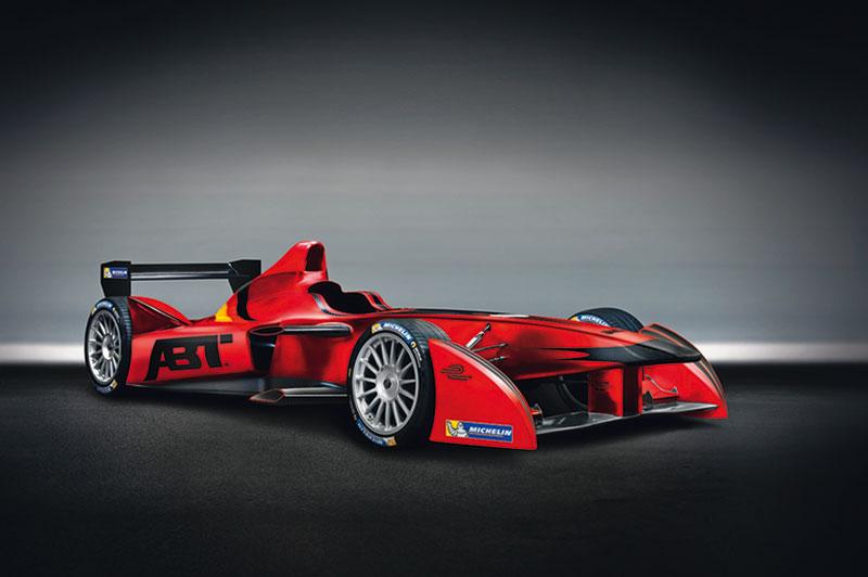 Foto Abt Fia Formula Salones Salon Ginebra 2014