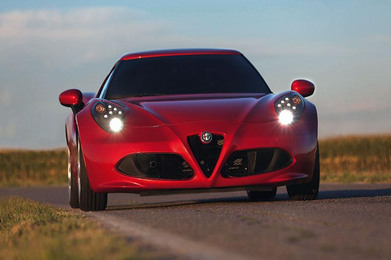 Foto Alfa Romeo 4c Salones Salon Ginebra 2014