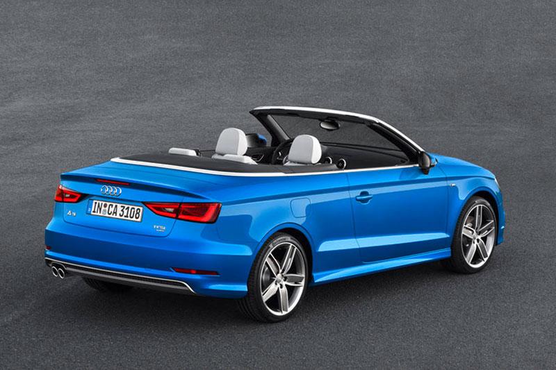 Foto Audi A3 Salones Salon Ginebra 2014