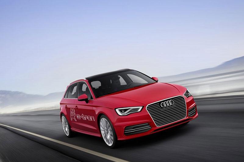 Foto Audi A3 E Salones Salon Ginebra 2014