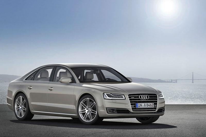 Foto Audi A8 Salones Salon Ginebra 2014