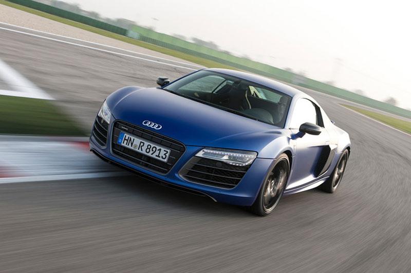 Foto Audi R8 V10 Salones Salon Ginebra 2014