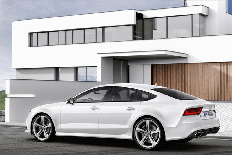 Foto Audi Rs7 Salones Salon Ginebra 2014