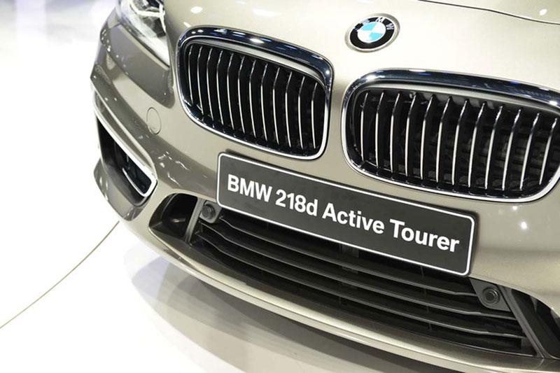 Foto Bmw Serie 2 Active Tourer Salones Salon Ginebra 2014