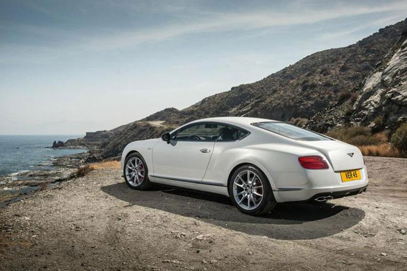 Foto Bentley Continental Gt V8 S Salones Salon Ginebra 2014
