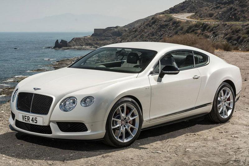 Foto Bentley Continental Gt V8 Salones Salon Ginebra 2014