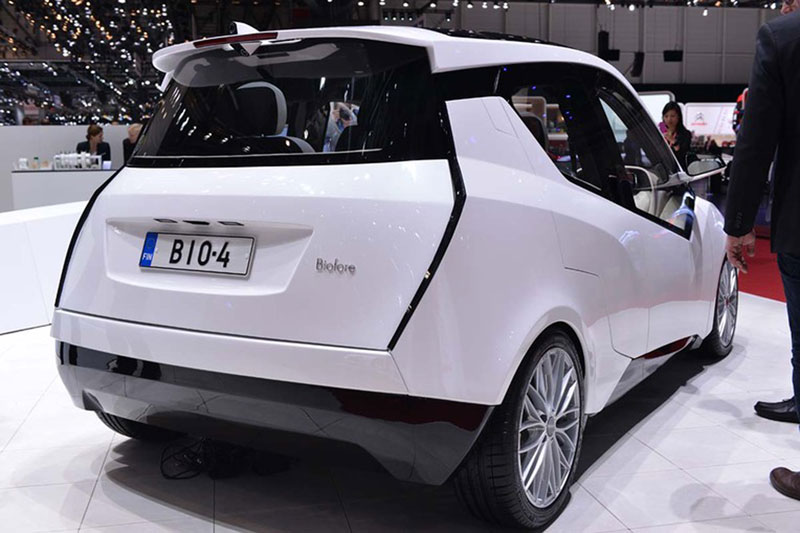 Foto Biofore Concept Car Salones Salon Ginebra 2014