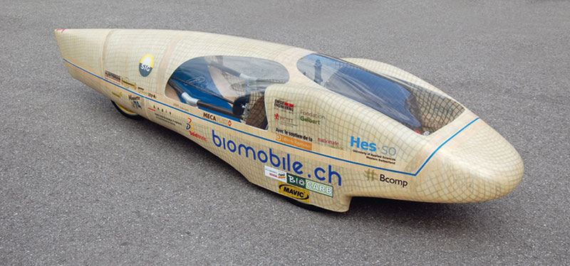 Foto Biomobile Salones Salon Ginebra 2014