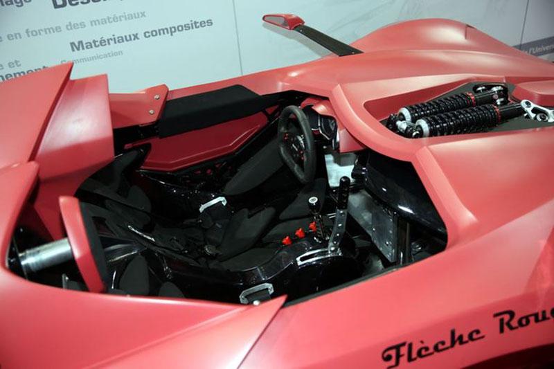 Foto Fleche Rouge Cock Salones Salon Ginebra 2014