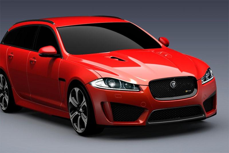 Foto Jaguar Xfr S Salones Salon Ginebra 2014