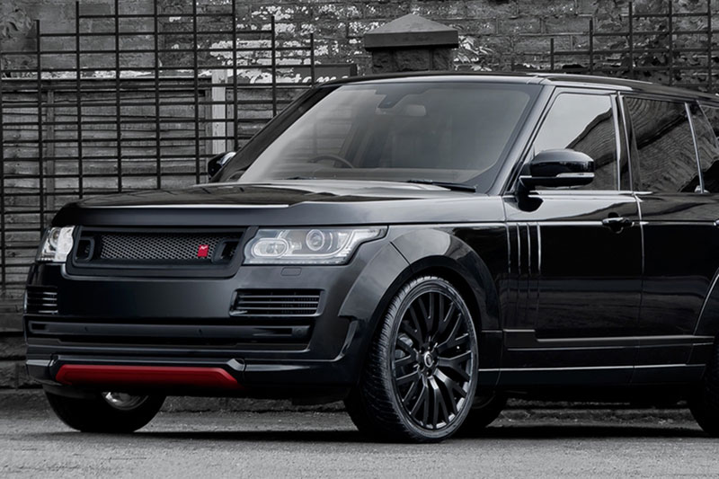 Kahn Range Rover Evoque Performance