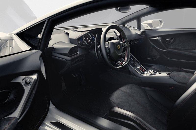 Foto Lamborghini Huracan Lp 610 4 Salones Salon Ginebra 2014