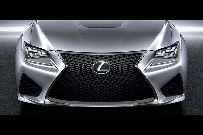 Foto Lexus Rc F Gt3 Salones Salon Ginebra 2014