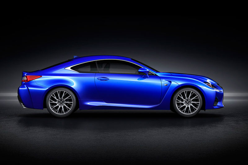 Foto Lexus Rc F Sport Salones Salon Ginebra 2014