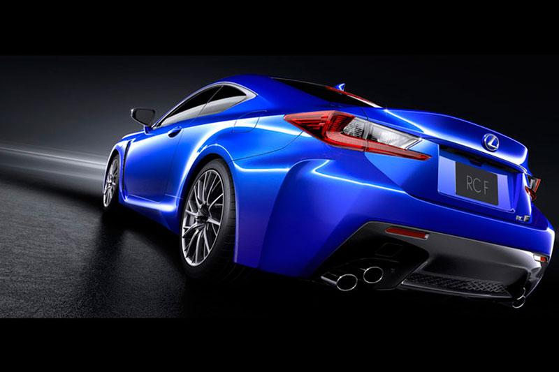 Foto Lexus Rc F Salones Salon Ginebra 2014