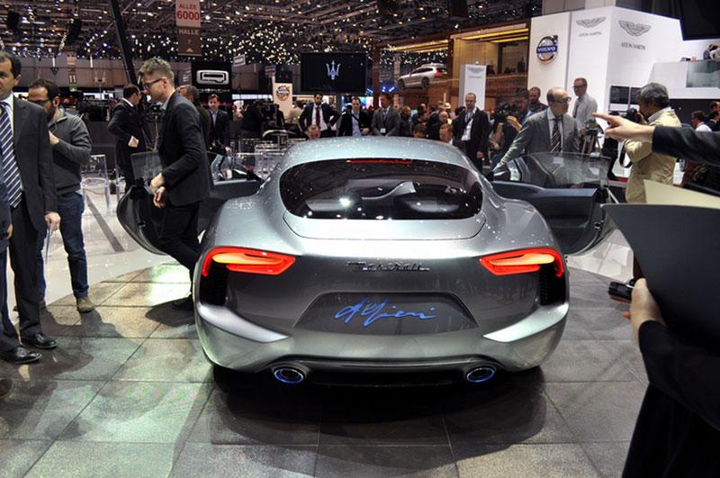 Foto Maserati Coupe Salones Salon Ginebra 2014