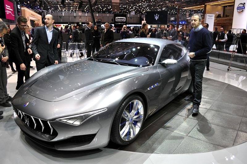 Foto Maserati Salones Salon Ginebra 2014