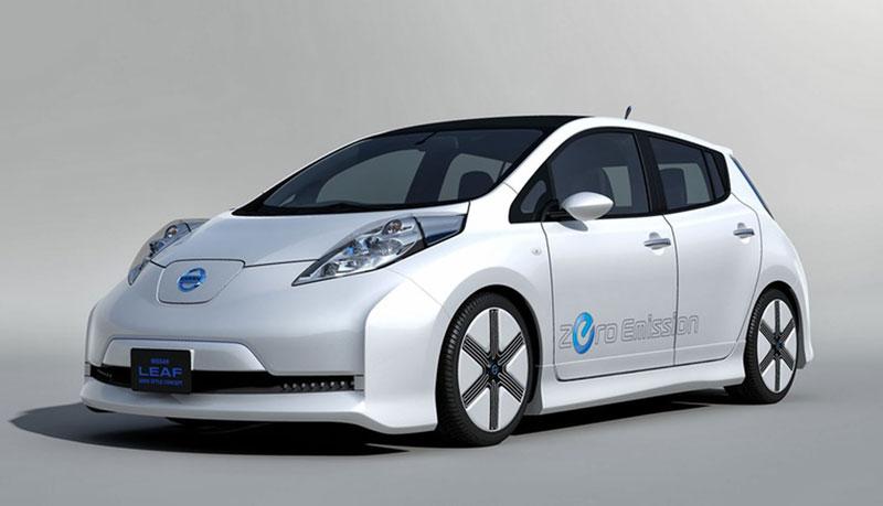Foto Nissan Leaf Autonomous Salones Salon Ginebra 2014