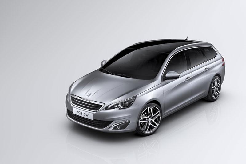 Foto Peugeot 308 Salones Salon Ginebra 2014