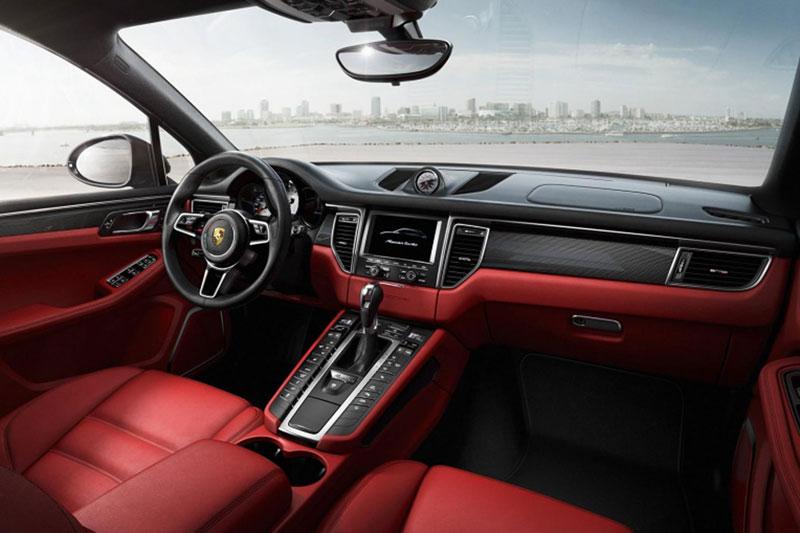 Foto Porsche Macan S Diesel Salones Salon Ginebra 2014