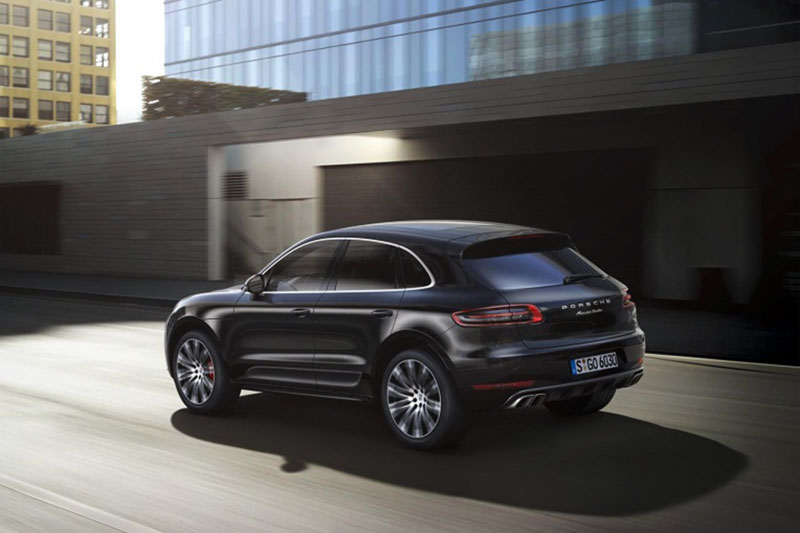 Foto Porsche Macan S Salones Salon Ginebra 2014