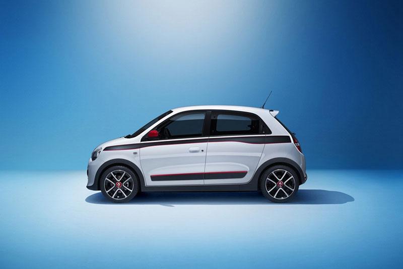 Foto Renault Twingo Salones Salon Ginebra 2014