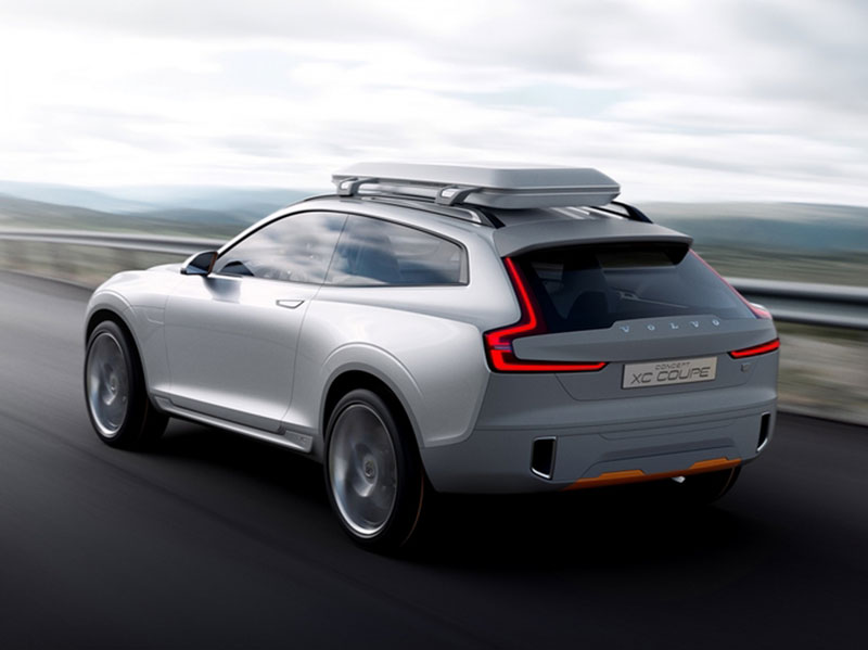 Foto Volvo Concept Xc Coupe Salones Salon Ginebra 2014