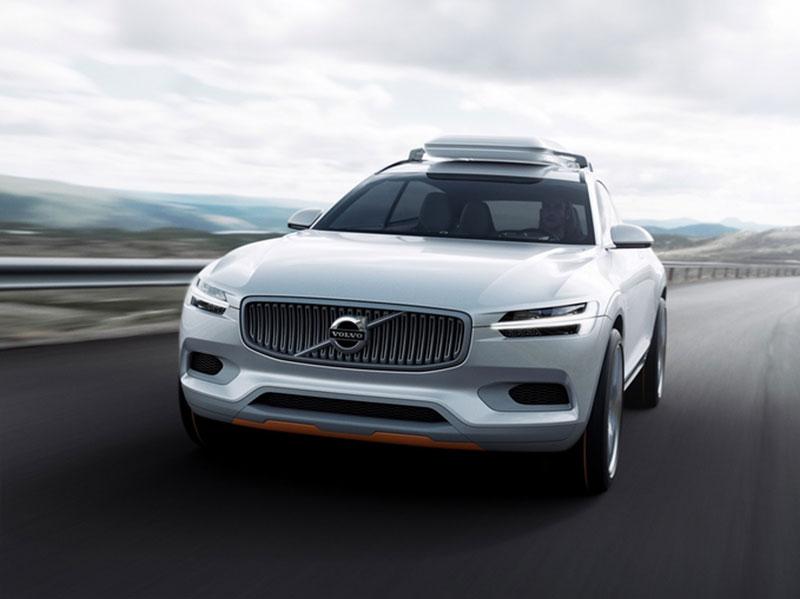 Foto Volvo Concept Xc Salones Salon Ginebra 2014